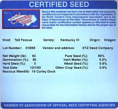 Cover photo for What Does Certified Seed or Clones Mean?